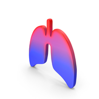 Lungs Icon PNG & PSD Images