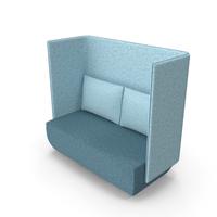 Opera Sofa - Softline PNG & PSD Images