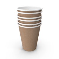 Paper Cups PNG & PSD Images