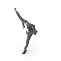 Success Running Suit Grey PNG & PSD Images