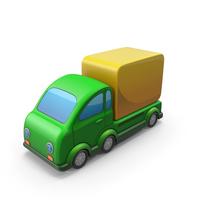 Truck Cartoon PNG & PSD Images