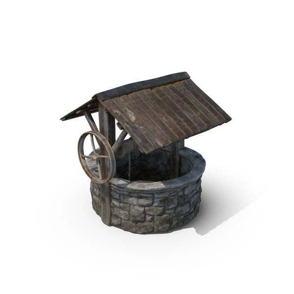 Water Well PNG & PSD Images