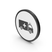 Icon Ambulance PNG & PSD Images