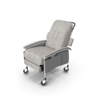 Recliner Healthcare Chair PNG & PSD Images