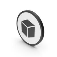 Icon Cube PNG & PSD Images