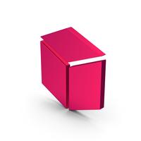 Symbol Cube Metallic PNG & PSD Images