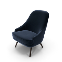 375 Walter Knoll Armchair PNG & PSD Images