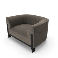 Bob armchair Christophe Delcourt PNG & PSD Images