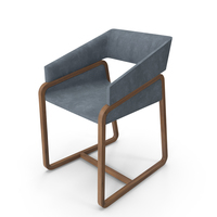 Chic Armchair Tonon Collection Sandler Seating PNG & PSD Images