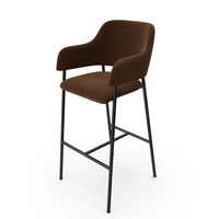 Deephouse Livorno bar chair PNG & PSD Images