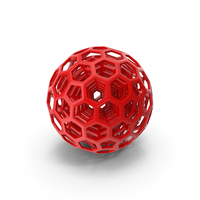 Hollow Ball Hex PNG & PSD Images
