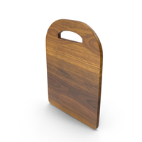Chopping Board Dark PNG & PSD Images