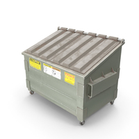 Dumpster Green PNG & PSD Images