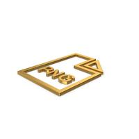Gold Symbol PNG File PNG & PSD Images