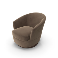 Jacques Low Back Armchair Minotti PNG & PSD Images