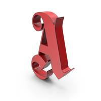 Letter A PNG & PSD Images