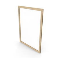 Picture Wood Frame PNG & PSD Images