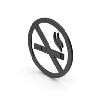Symbol No Smoking Black PNG & PSD Images