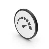 Icon Speedometer PNG & PSD Images