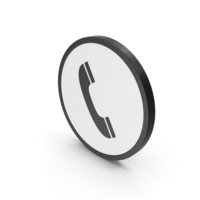Icon Phone Call PNG & PSD Images