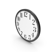 Icon Clock Board PNG & PSD Images