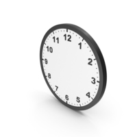 Icon Time Clock PNG & PSD Images
