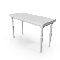 Console Table PNG & PSD Images