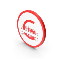 Icon Red Letter G PNG & PSD Images