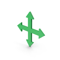 Symbol Move Button Green PNG & PSD Images