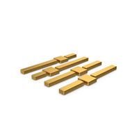 Gold Symbol Adjustment PNG & PSD Images