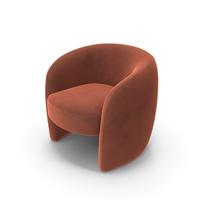Natalie Barrel Chair Allmodern PNG & PSD Images