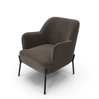Nora Accent Armchair PNG & PSD Images