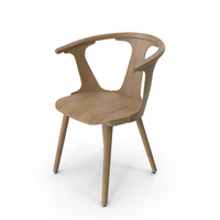 Between Chair Brown PNG & PSD Images