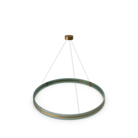 Saturno Pendant Chandelier Baroncelli PNG & PSD Images