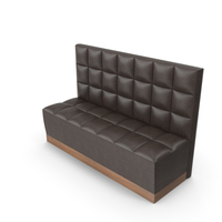 Sofa Seating for Cafe PNG & PSD Images