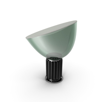 Taccia Table Lamp Small & Large PNG & PSD Images