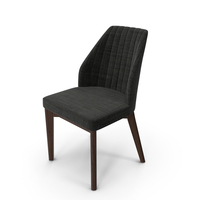 Vaz Dining Chair Modern Furniture PNG & PSD Images
