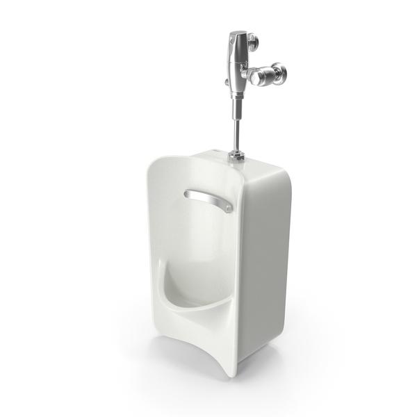American Standard Greenbrook Top Spud Urinal PNG & PSD Images
