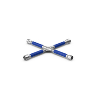 Anti Slip Four Way Lug Nut Wrench PNG & PSD Images