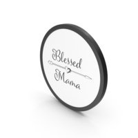 Blessed Mama PNG & PSD Images