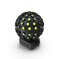 Studio Lighting Chauvet Rotosphere PNG & PSD Images
