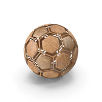 Soccerball Disassembled Old PNG & PSD Images