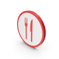 Icon Food Red PNG & PSD Images