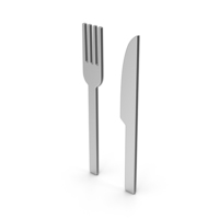Symbol Food Silver PNG & PSD Images