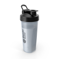 BlenderBottle Classic Bottle with Protein White PNG & PSD Images