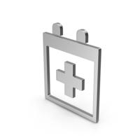 Symbol Medical Calendar Silver PNG & PSD Images
