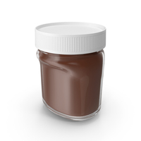 Chocolate Hazelnut Spread PNG & PSD Images