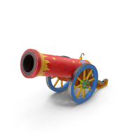 Circus Cannon PNG & PSD Images
