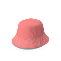 Classic Cotton Bucket Hat PNG & PSD Images