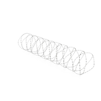 Concertina Razor Wire Coil Obstacle PNG & PSD Images